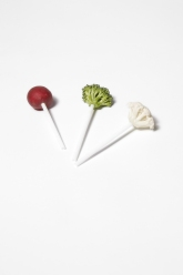 Candy vegetables by Proyecta