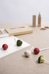 Candy vegetables by Proyecta_