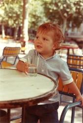 foto infancia