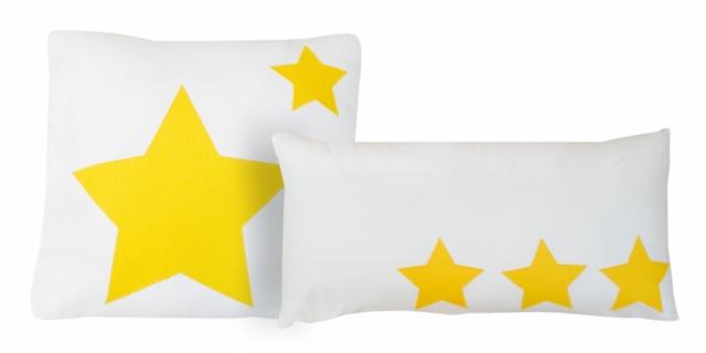 cuscini stelle